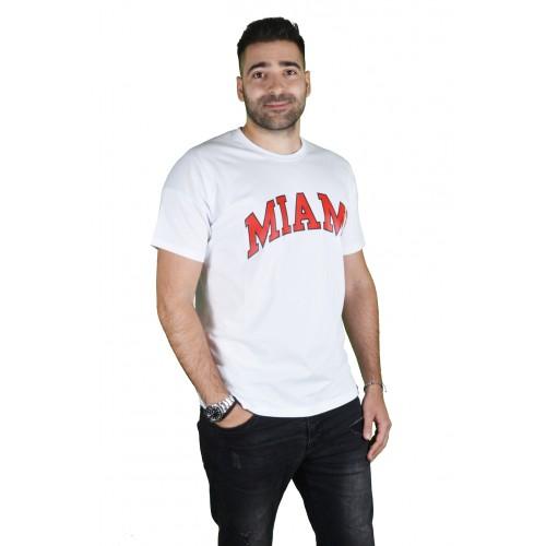 LA57 57502 WHITE T-SHIRT