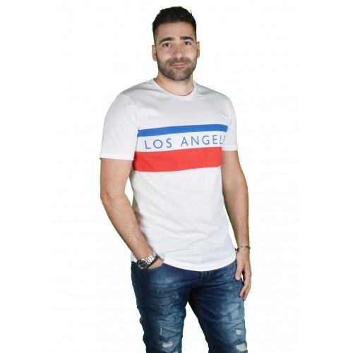 LA57 57509 WHITE T-SHIRT