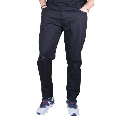 Ανδρικό Παντελόνι Μαύρο
