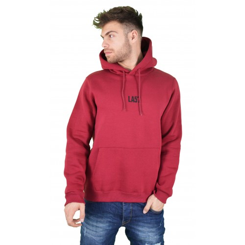 57209-3 LA57 SWEATSHIRT - BURGUNDY