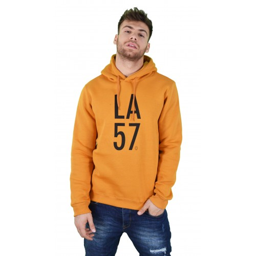 57211-6 LA57 SWEATSHIRT - YELLOW