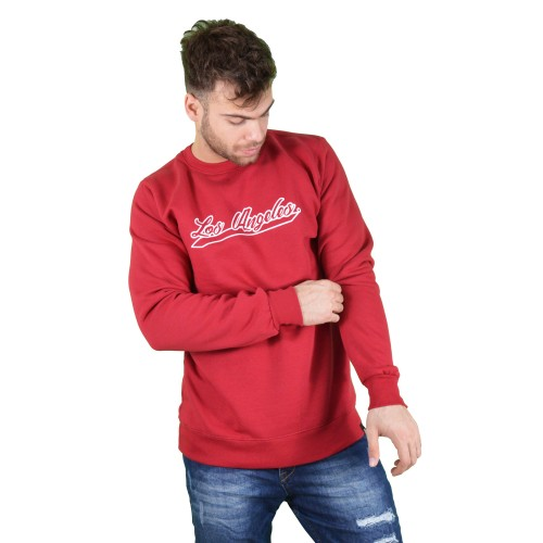 57106-4 LA57 SWEATSHIRT - RED