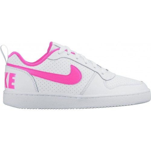 Nike Court Borough Low GS 845104-100