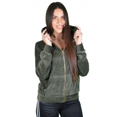 Γυναικεία Ζακέτα Λαδί - Paco