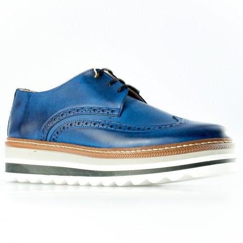 Γυναικείο Sneaker Μπλε - S. Piero