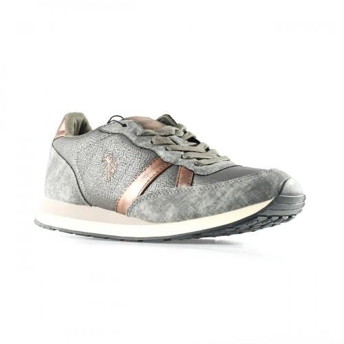 Γυναικείο Sneaker Γκρι - Polo