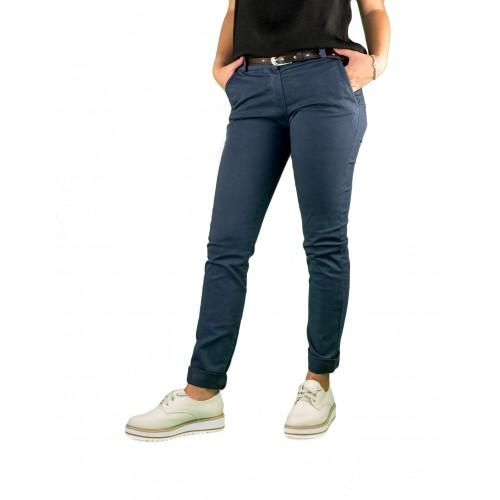 Γυναικείο Παντελόνι Μπλε