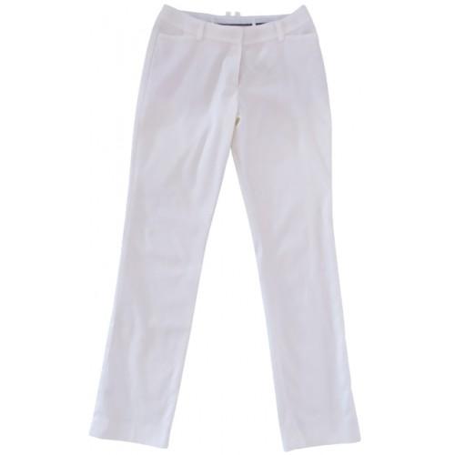 Γυναικείο Παντελόνι Λευκό 71084