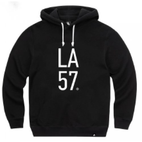 57211-1 LA57 SWEATSHIRT - BLACK