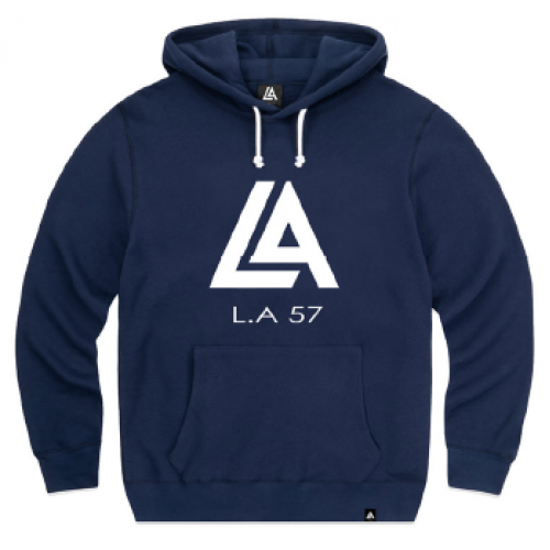 57212-4 LA57 SWEATSHIRT - BLUE