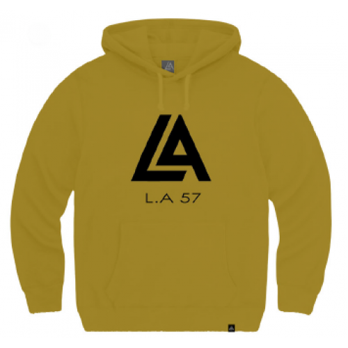 57212-6 LA57 SWEATSHIRT - YELLOW