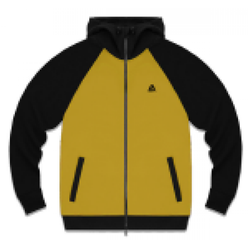 57409-6 LA57 JACKET - YELLOW/BLACK