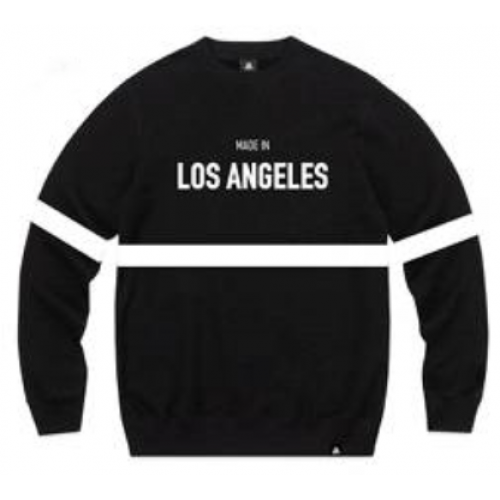 57107-1 LA57 SWEATSHIRT - BLACK