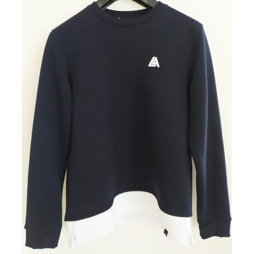 57010-4 LA57 SWEATSHIRT - BLUE
