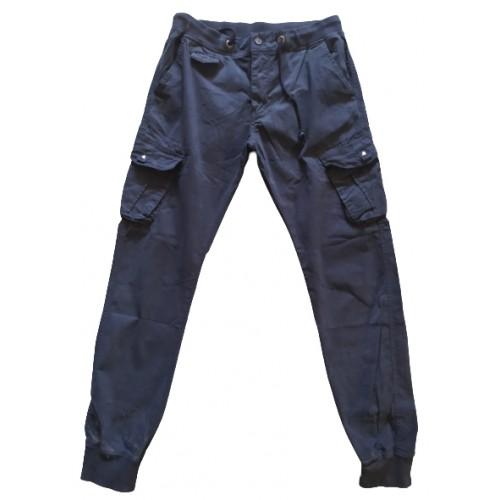 Ανδρικό Παντελόνι Cargo Μπλε YL2012-2
