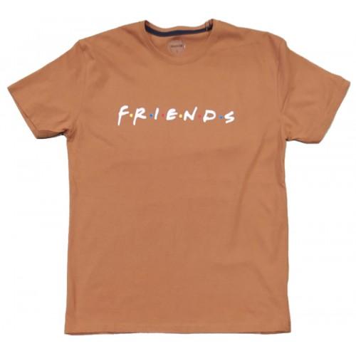Ανδρικό T-Shirt Ταμπά με σταμπα Friends