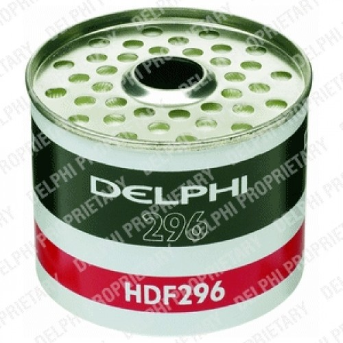 Diesel filter element (TECDOC HDF296) - DELPHI DLHDF296