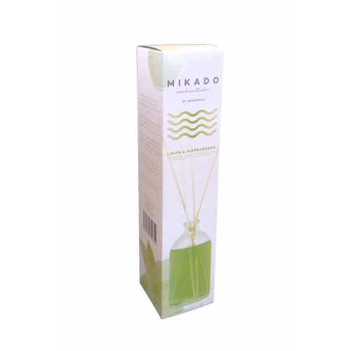 Αρωματικό Χώρου Diffuser με Sticks Limon and Hierbabuena 100ml