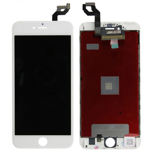 iPhone 6S Plus Οθόνη LCD με Digitizer & Frame - Λευκό