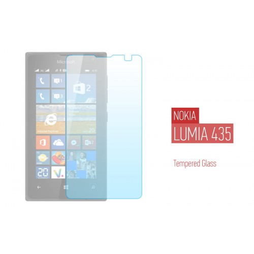 Tempered Glass Nokia Lumia 435