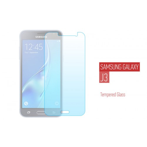 Tempered Glass Samsung J3
