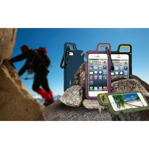 Θήκη ορειβασίας Pure Gear για iPhone 4/4S - PureGear Extreme Case for iPhone 4/4S