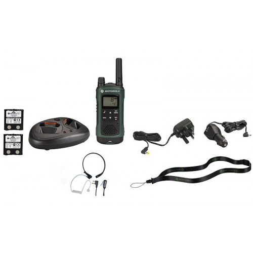 MOTOROLA TLKR T81 HUNTER WALKIE-TALKIE