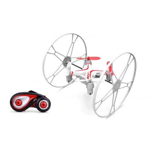 Quadcopter 3in1 6-Axis Gyro System / 2.4GHz / 360<sup>o</sup> με χειριστήριο Fineco FX-5