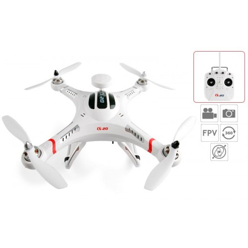 RC Quadcopter Cheerson CX-20 Auto Pathfinder με GPS / MX Auto Pilot / 6-Axis