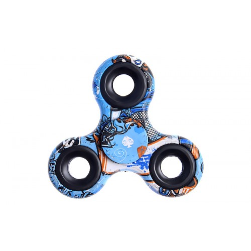 Fidget Spinner Ceramic Three Leaves 3 minutes - Σχέδιο 1 - OEM 50520
