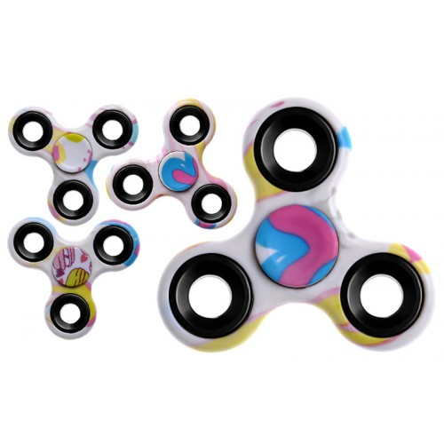 Fidget Spinner Ceramic Three Leaves 3 minutes - Σχέδιο 6 - OEM 50525