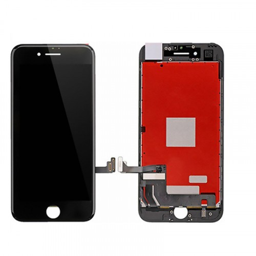 iPhone 7 Plus Οθόνη LCD με Digitizer & Frame - Μαύρο