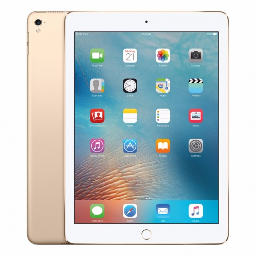 "Apple iPad Pro 9.7"" WiFi and Cellular (128GB) - Gold"