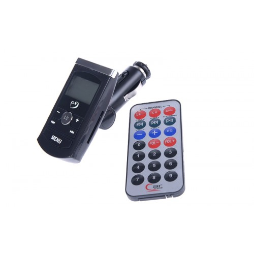 OEM MP3 Transmitter with USB and microSD - 32374