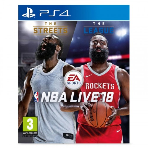 NBA Live 18 (The One Edition) PS4