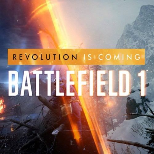 Battlefield 1 Revolution Edition PS4
