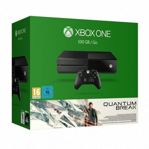 Microsoft Xbox One 500GB & Quantum Break