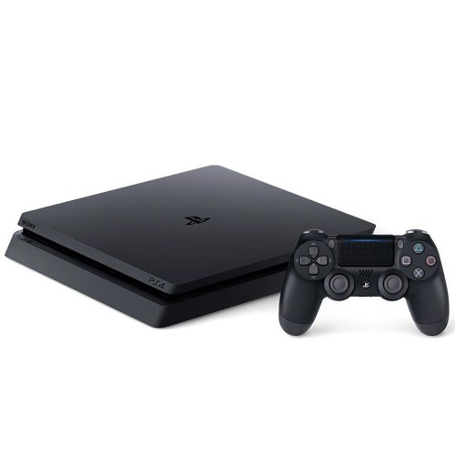 Sony Playstation 4 (PS4) Slim 500GB & Minecraft