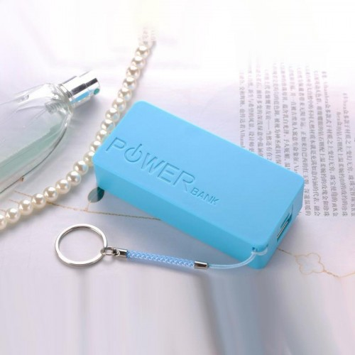 Power Bank - 5600mAh - Γαλάζιο - OEM 19975