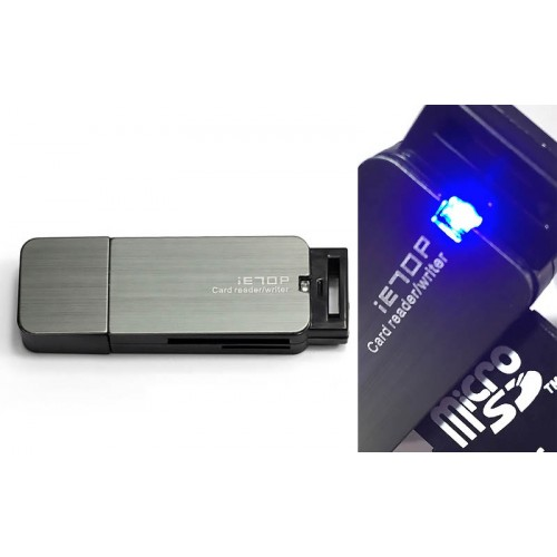 USB 3.0 Card Reader & Writer - C3-03 - OEM 22789